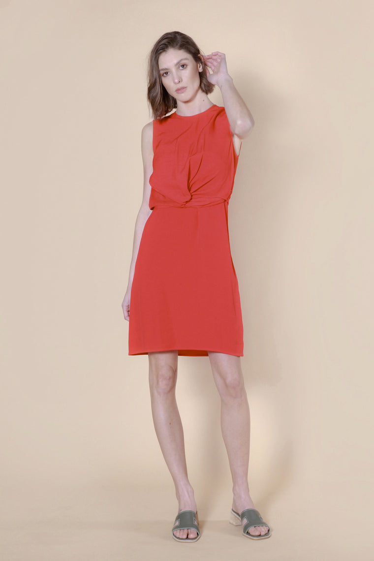 kina dress red