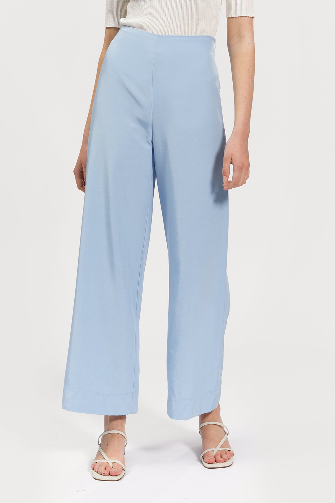 korumburra pant light blue
