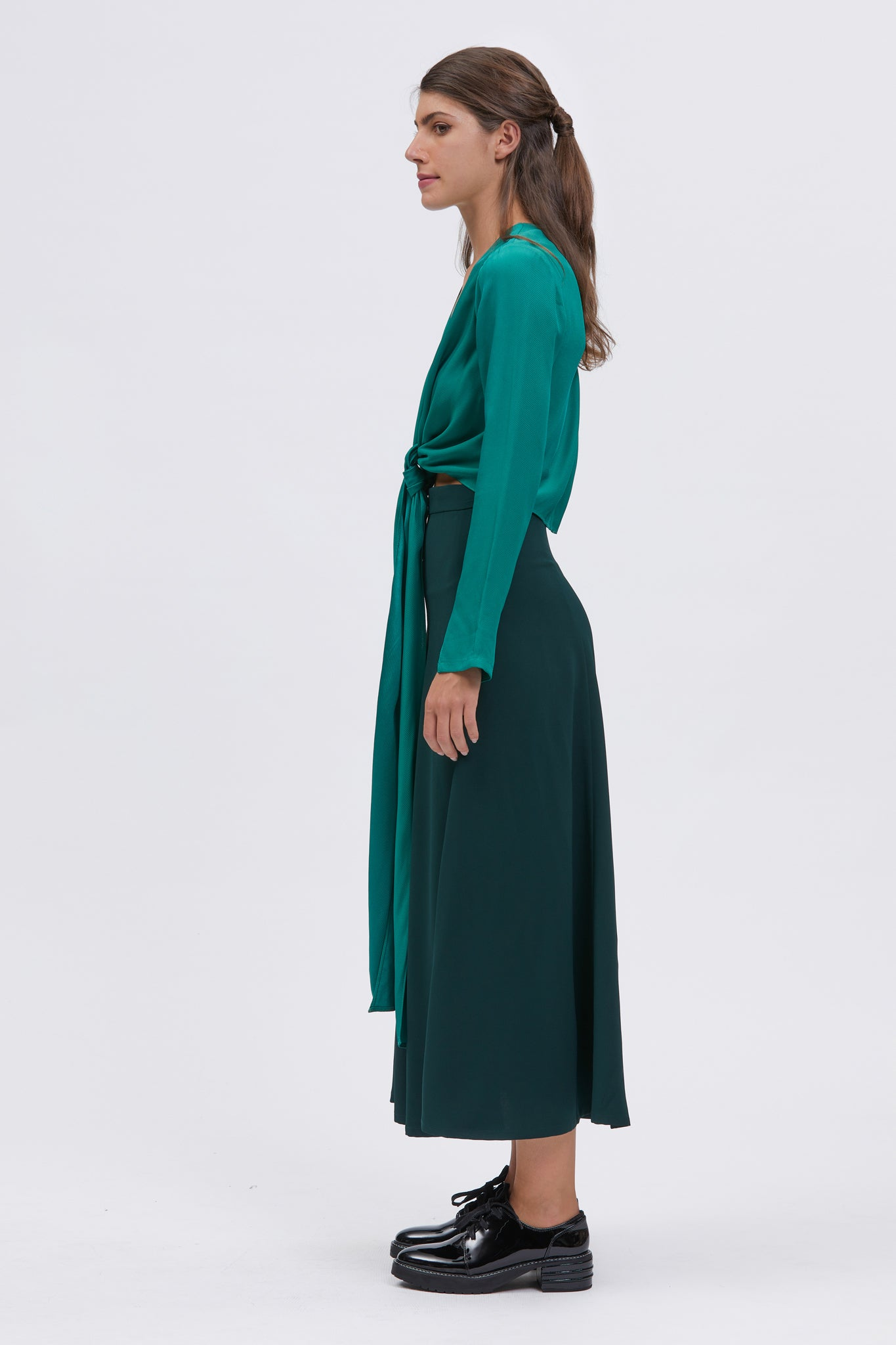 larrun top green
