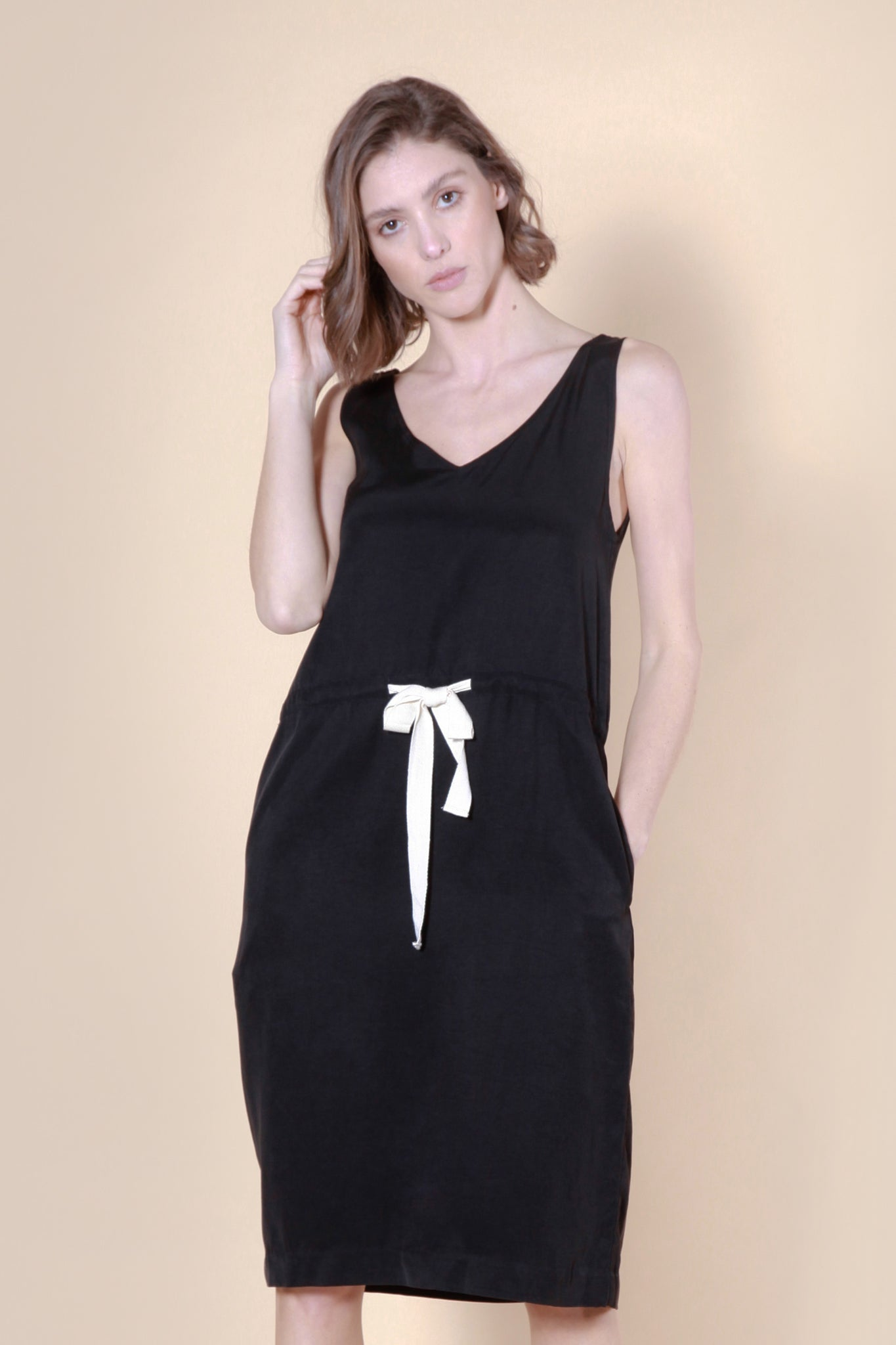 lorenzen dress black