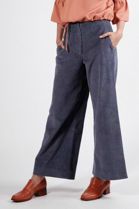macquarie pant blue