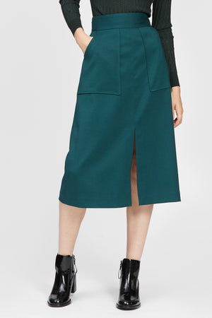 moena skirt dark green