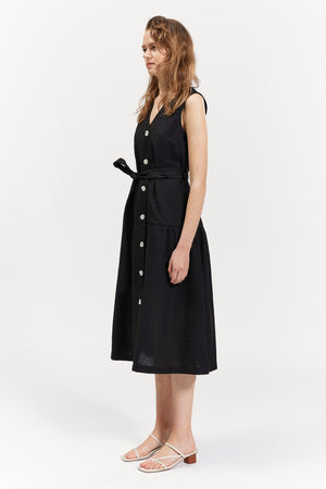 oberon dress black