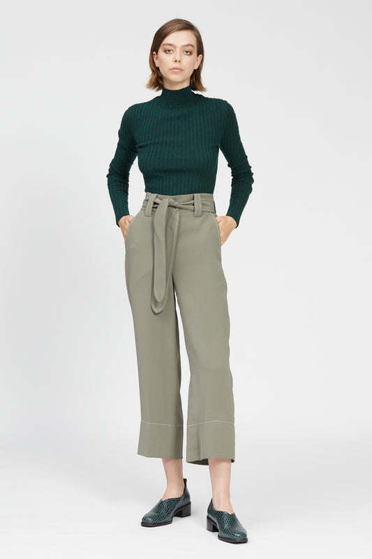 parco skivvy dark green