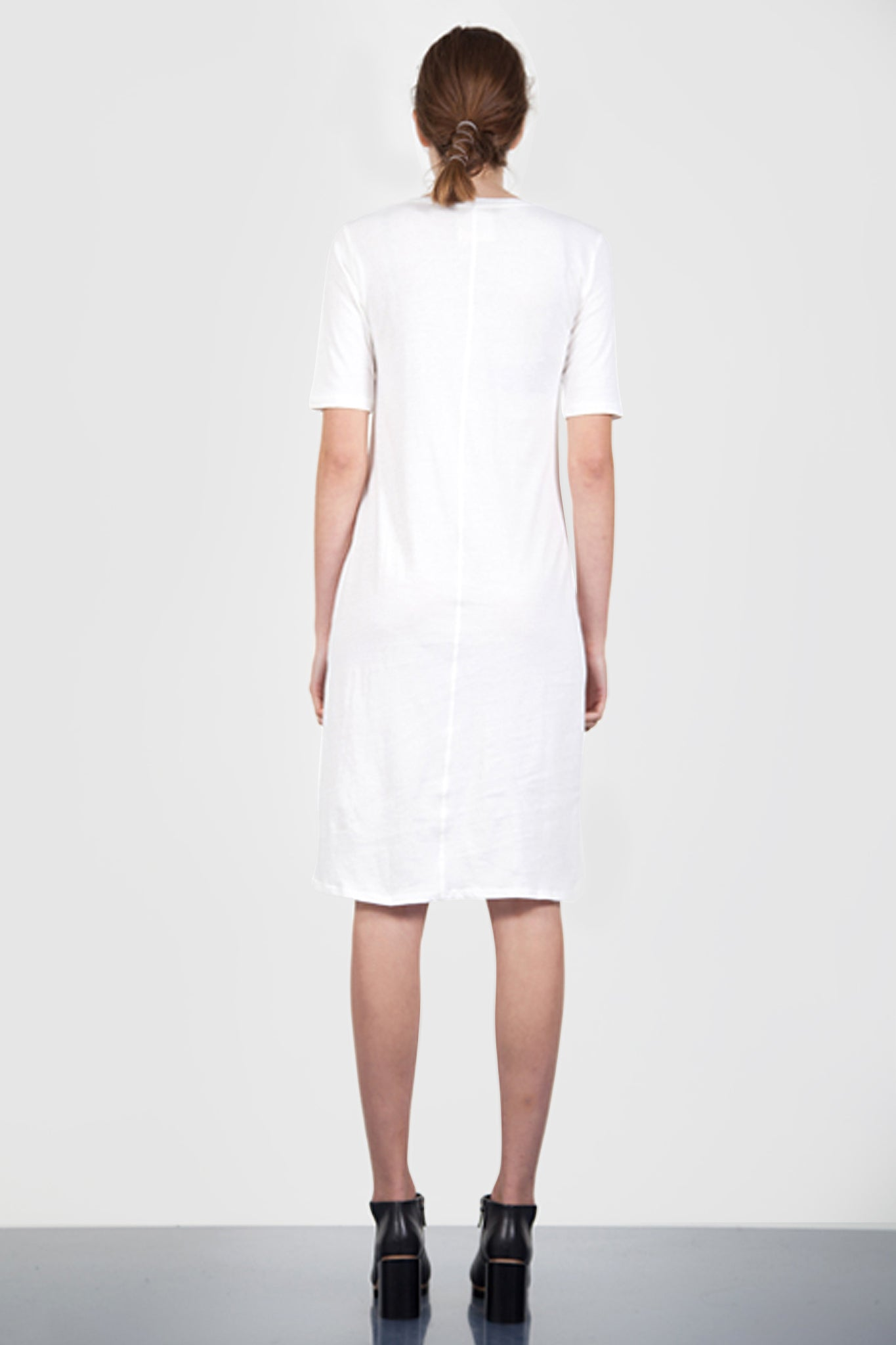 skov dress white