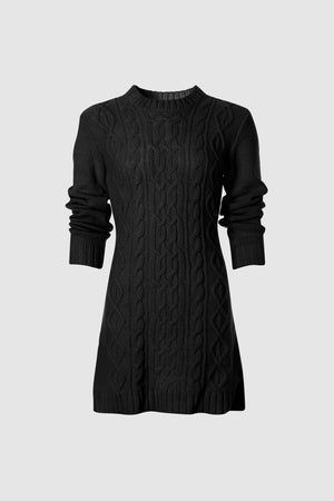 south shield dress black
