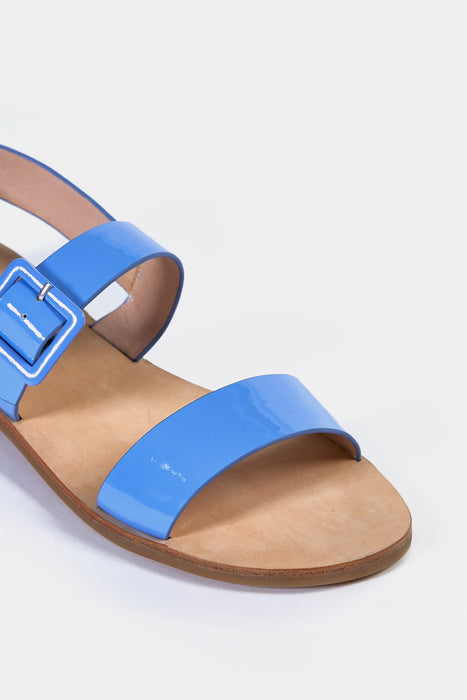sapa sandal bright blue
