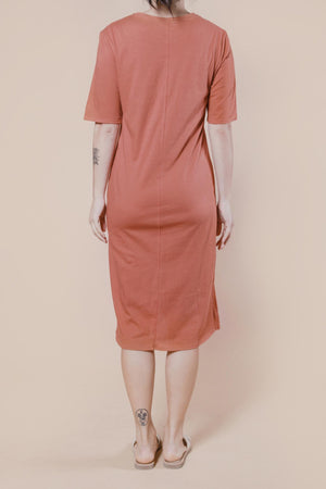 skov dress rust