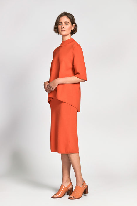 son skirt orange