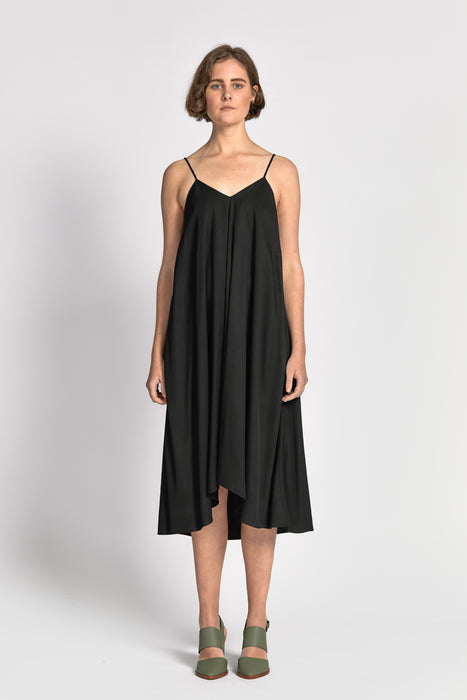 teo dress black