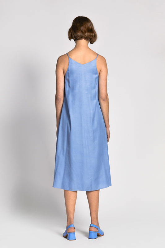 teo dress blue