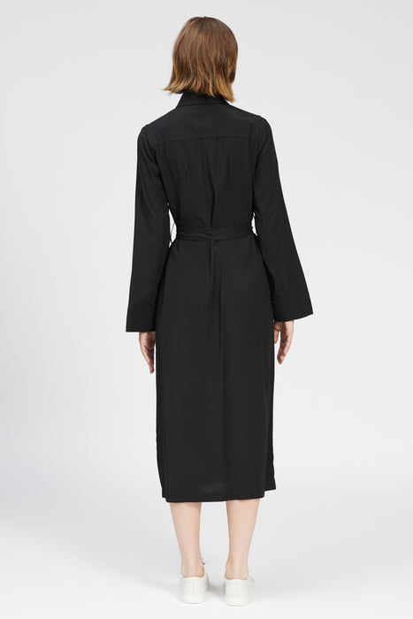 treviso dress black