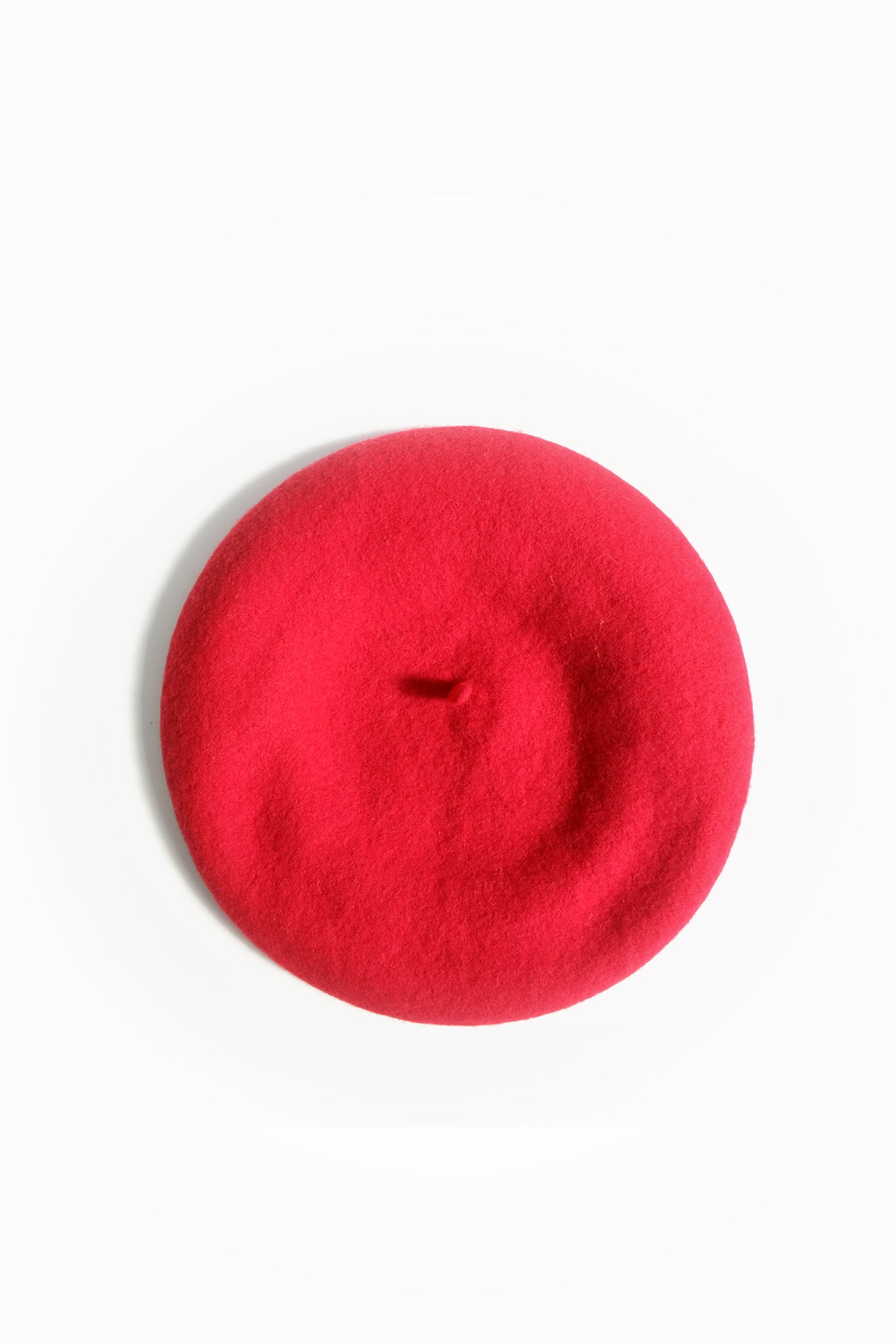 tuileries beret red