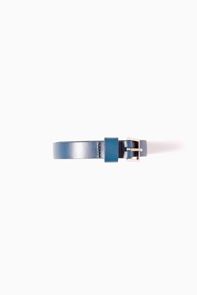 Bua Belt Petrol Blue