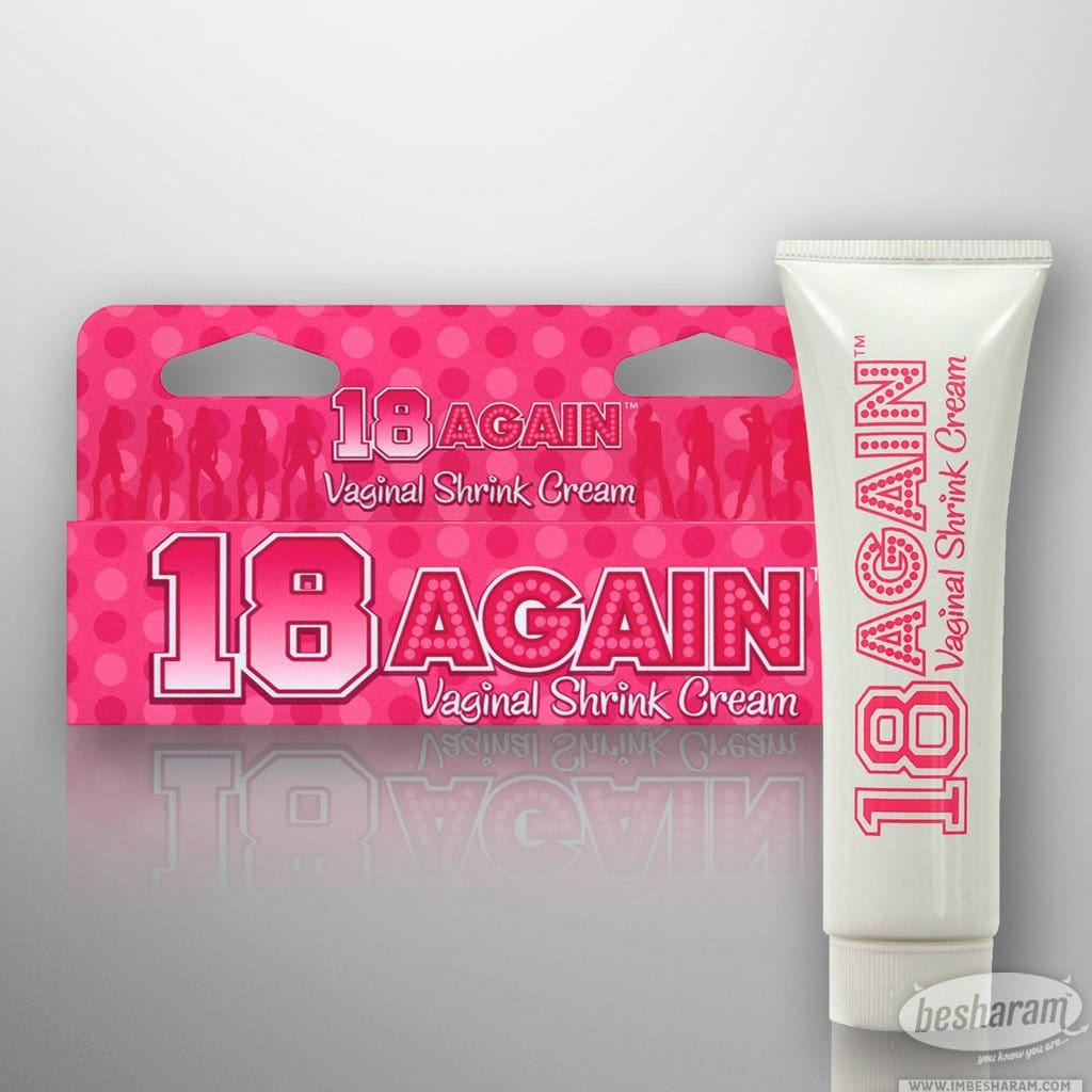 18 Again Vaginal Shrink Creme