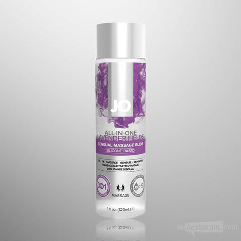 System JO All In One Massage Lubrication