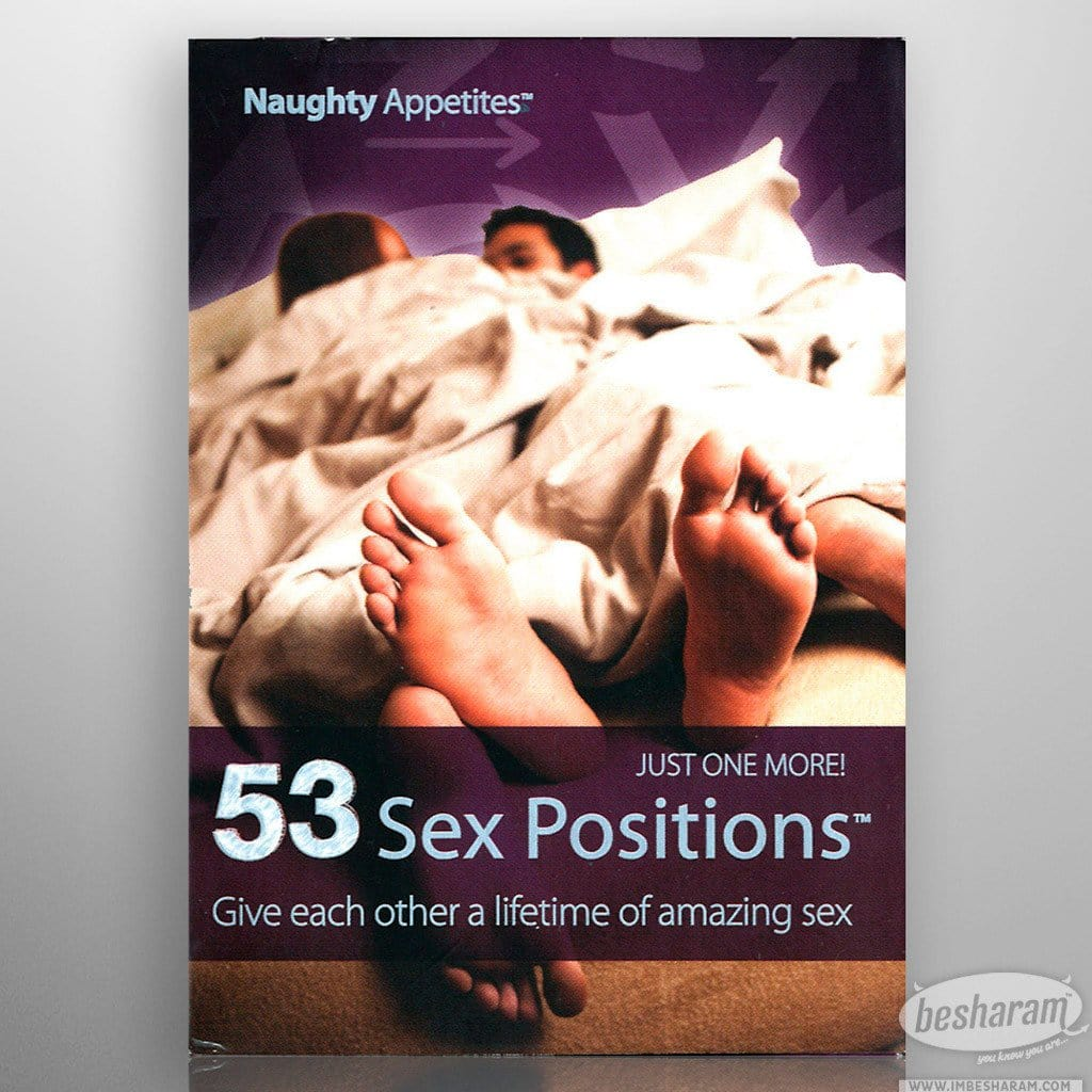 53 Sex Positions