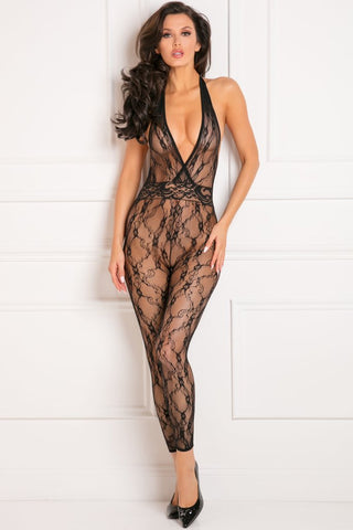 Rene Rofe Lacy Movie Bodystocking