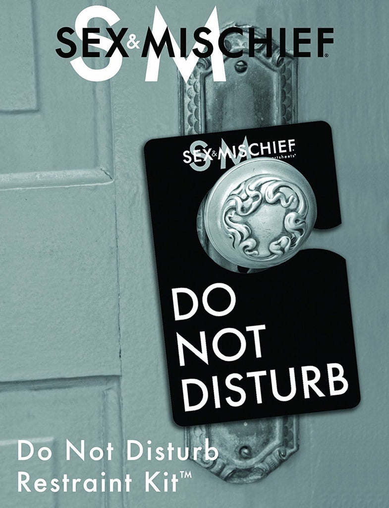 Sex & Mischief Do Not Disturb Kit
