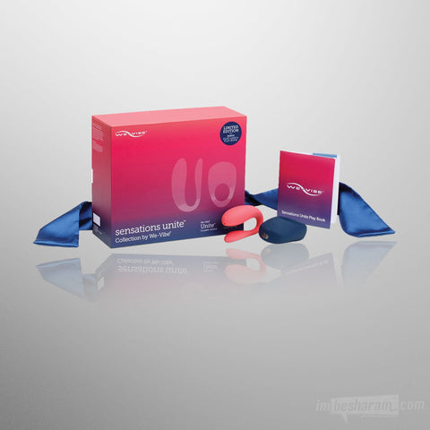 We-Vibe Sensations Unite Kit - Just Arrived!