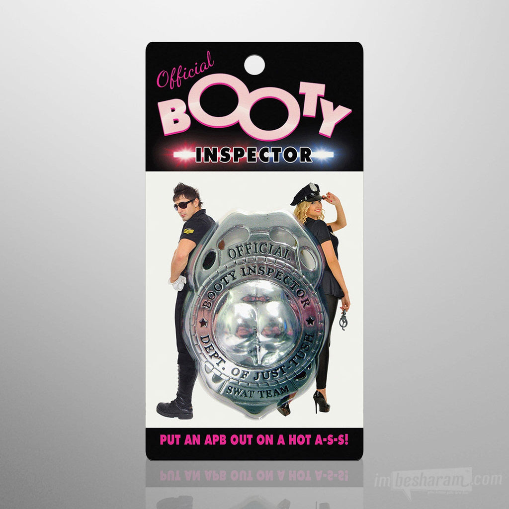 Boob/Booty Inspector Badge main image 2