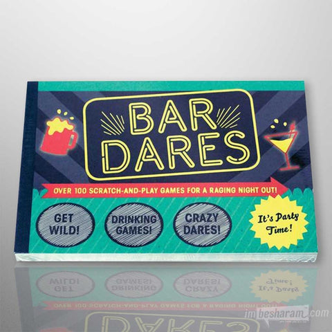 Bar Dares Scratchers