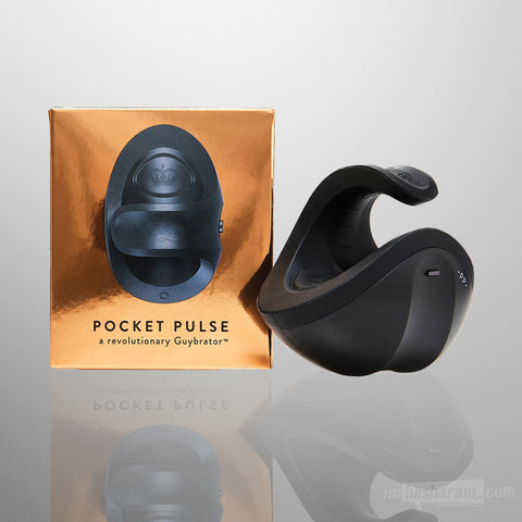 Hot  Octopuss Pocket Pulse Guybrator - Just Arrived!