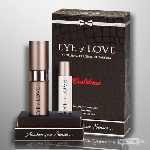 Eye of Love Pheromone Parfum - Confidence 16 ml