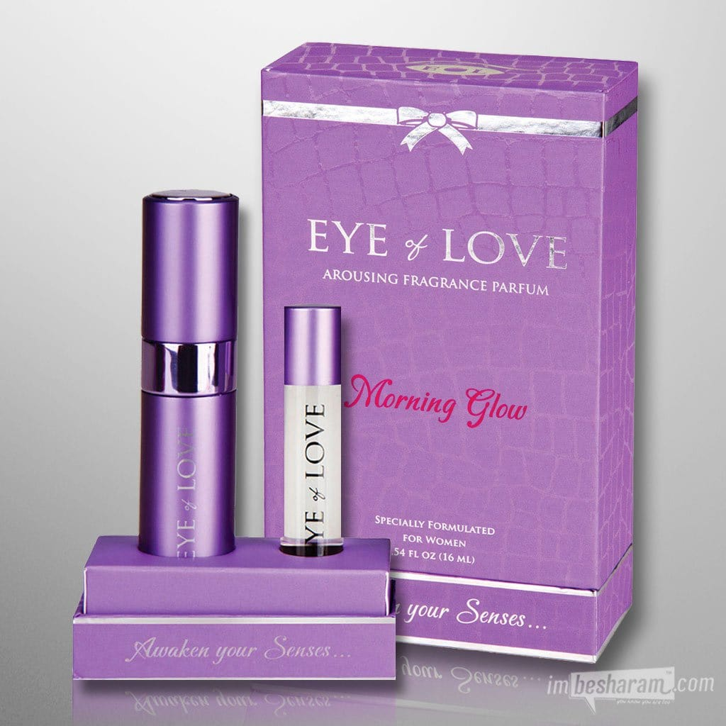 Eye of Love Pheromone Parfum - Morning Glow 0.54oz
