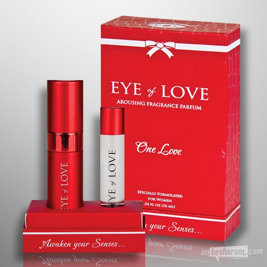 Eye of Love Pheromone Parfum - One Love 0.54oz