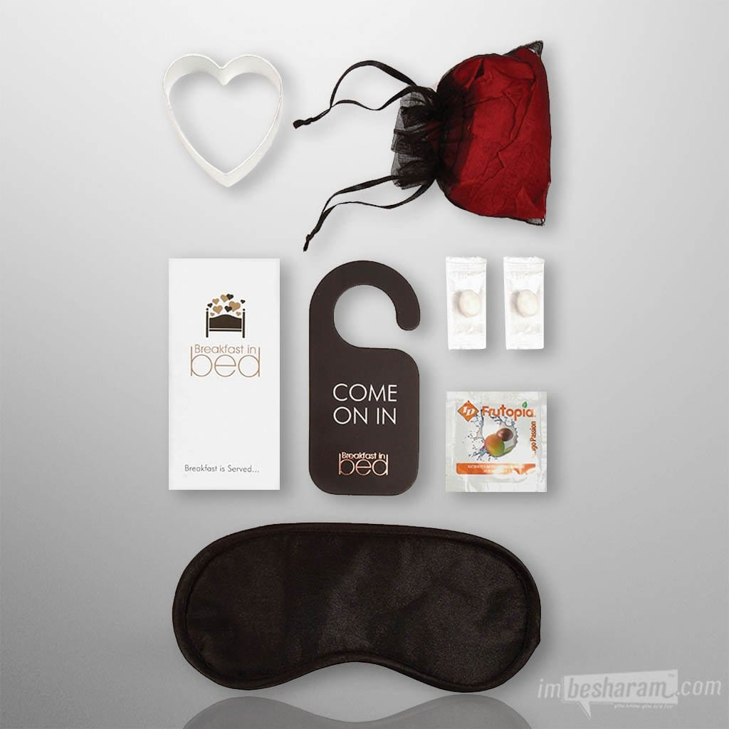 Breakfast in Bed Romance Kit