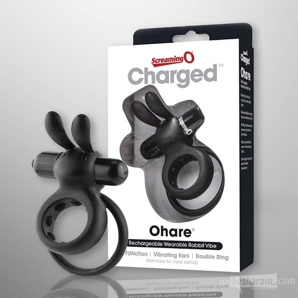 Screaming O Charged O'Hare Vooom C-Ring