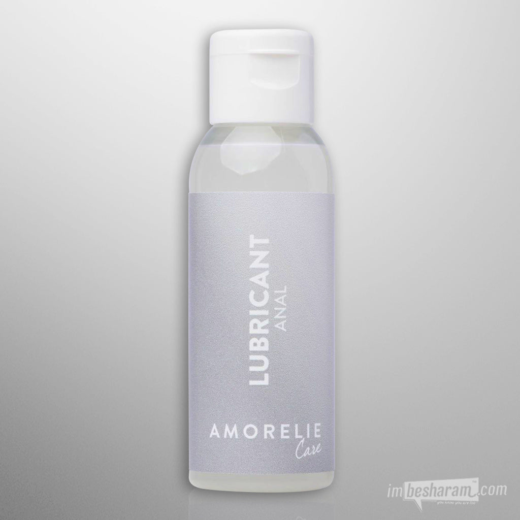 Amorelie Anal Water Based Lubricant - 50ml