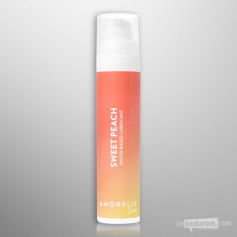 Amorelie Sweet Peach Water Based Lubricant 50ml