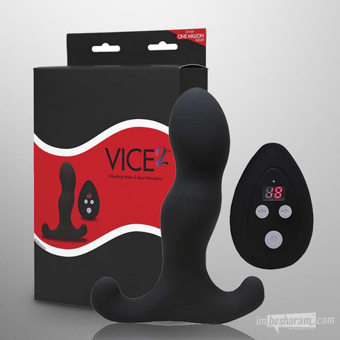 Aneros Vice 2 - Vibrating Male P-Spot Massager