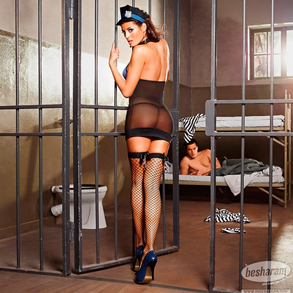 Baci Dreams Prison Off Chemise main image 3