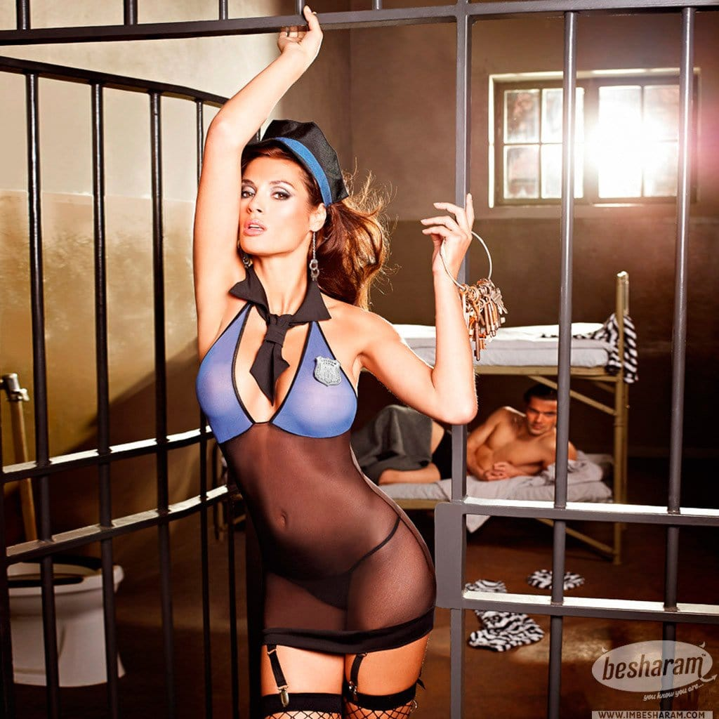 Baci Dreams Prison Off Chemise
