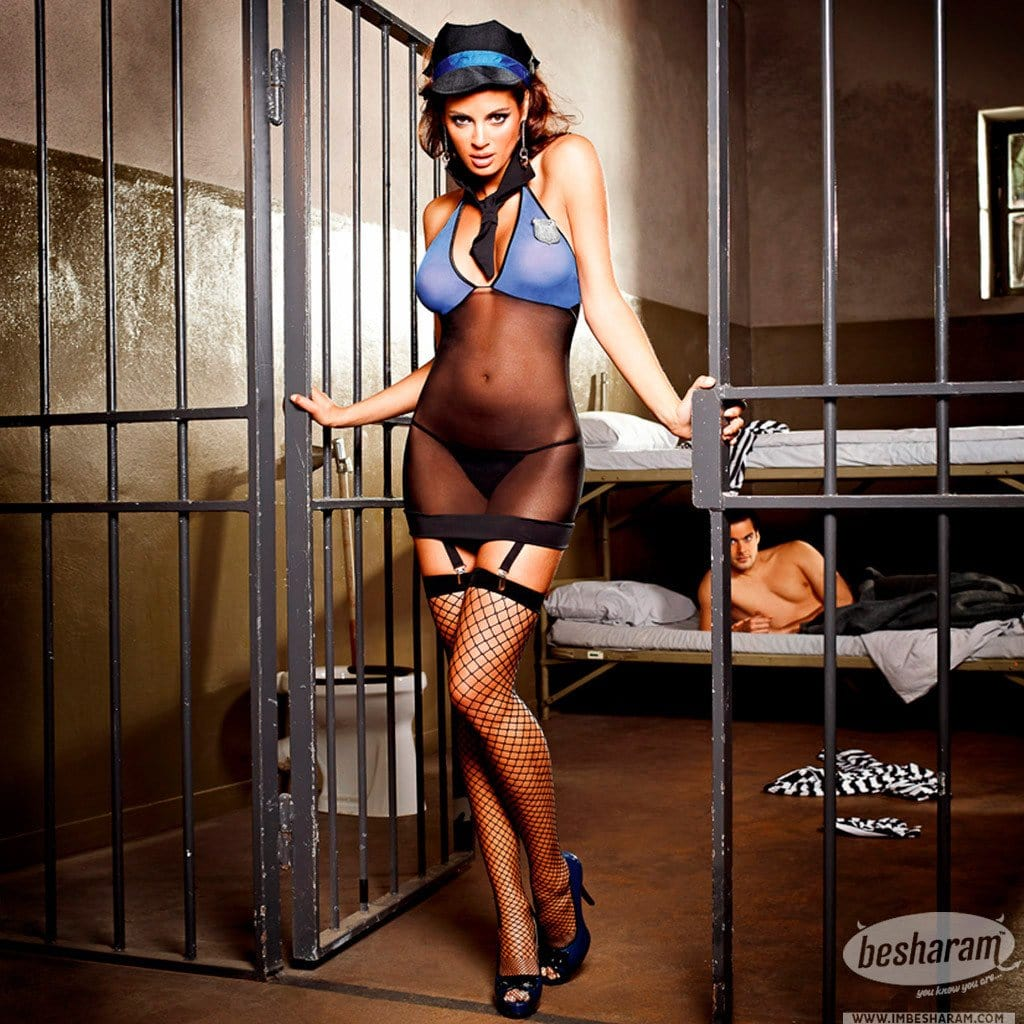 Baci Dreams Prison Off Chemise main image 2