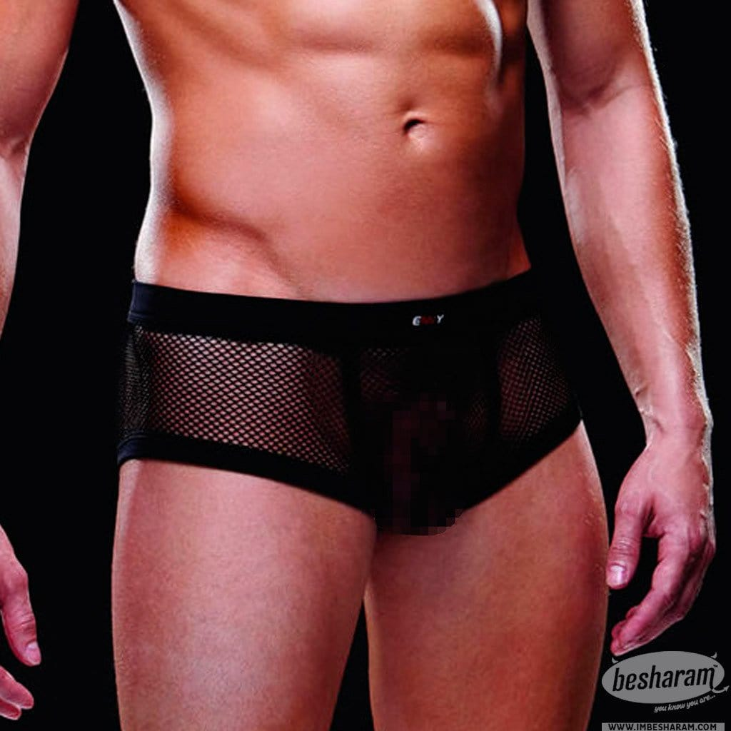 Baci Envy Fishnet Sport Trunk main image 2