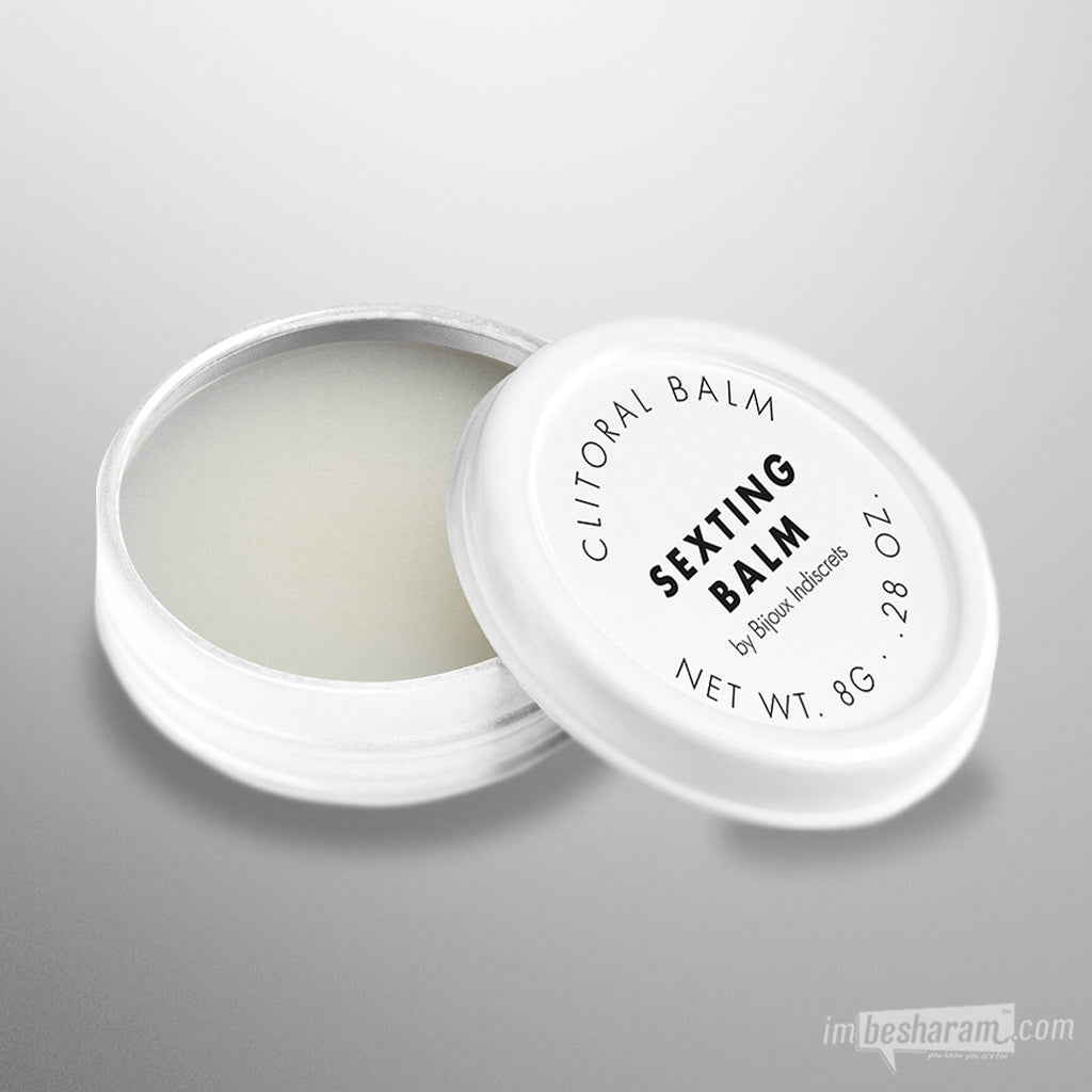 Bijoux Indiscrets Clitoral Balm Clitherapy main image 8