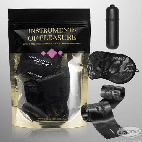 Bijoux Indiscrets - Instruments of Pleasure Purple Kit