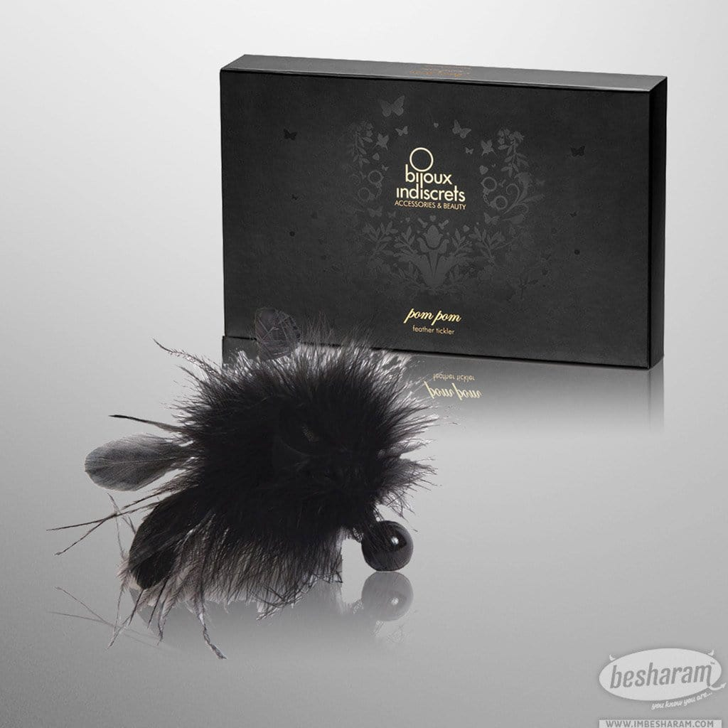 Bijoux Indiscrets - Pom Pom Feather Tickler