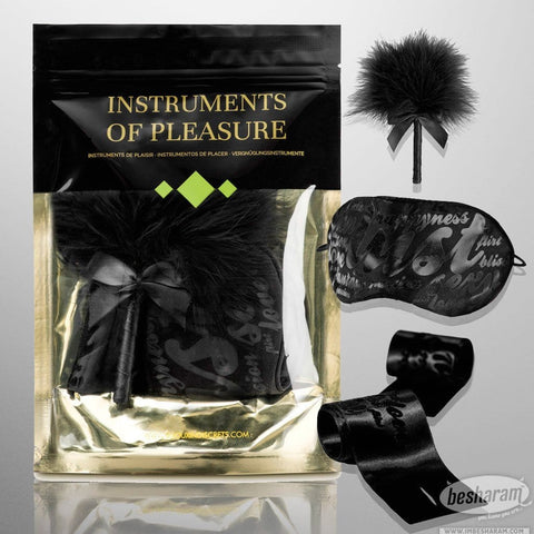 Bijoux Indiscrets - Instruments of Pleasure Green Kit