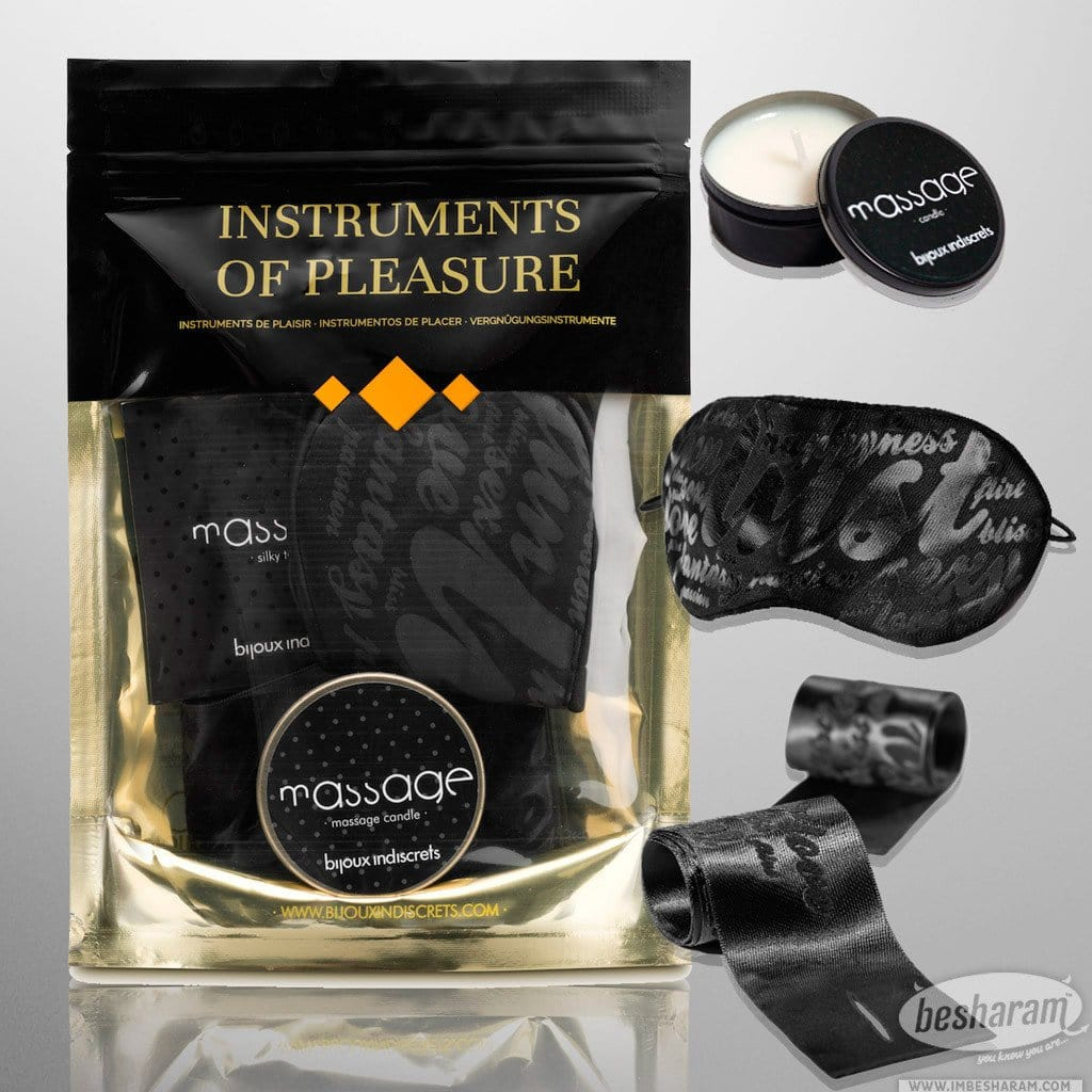 Bijoux Indiscrets Fifty Shades-Instruments of Pleasure Kit main image 2