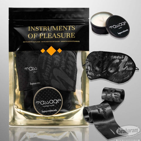 Bijoux Indiscrets - Instruments of Pleasure Orange Kit