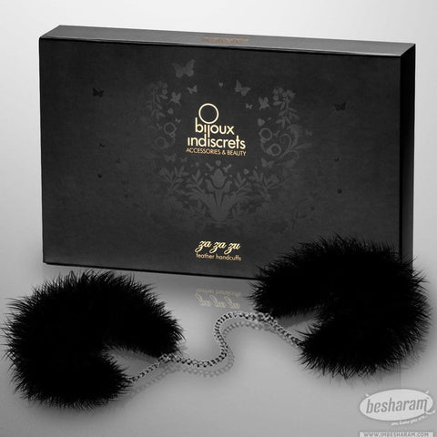 Bijoux Indiscrets Za Za Zu - Feather Wrist Cuff Chain