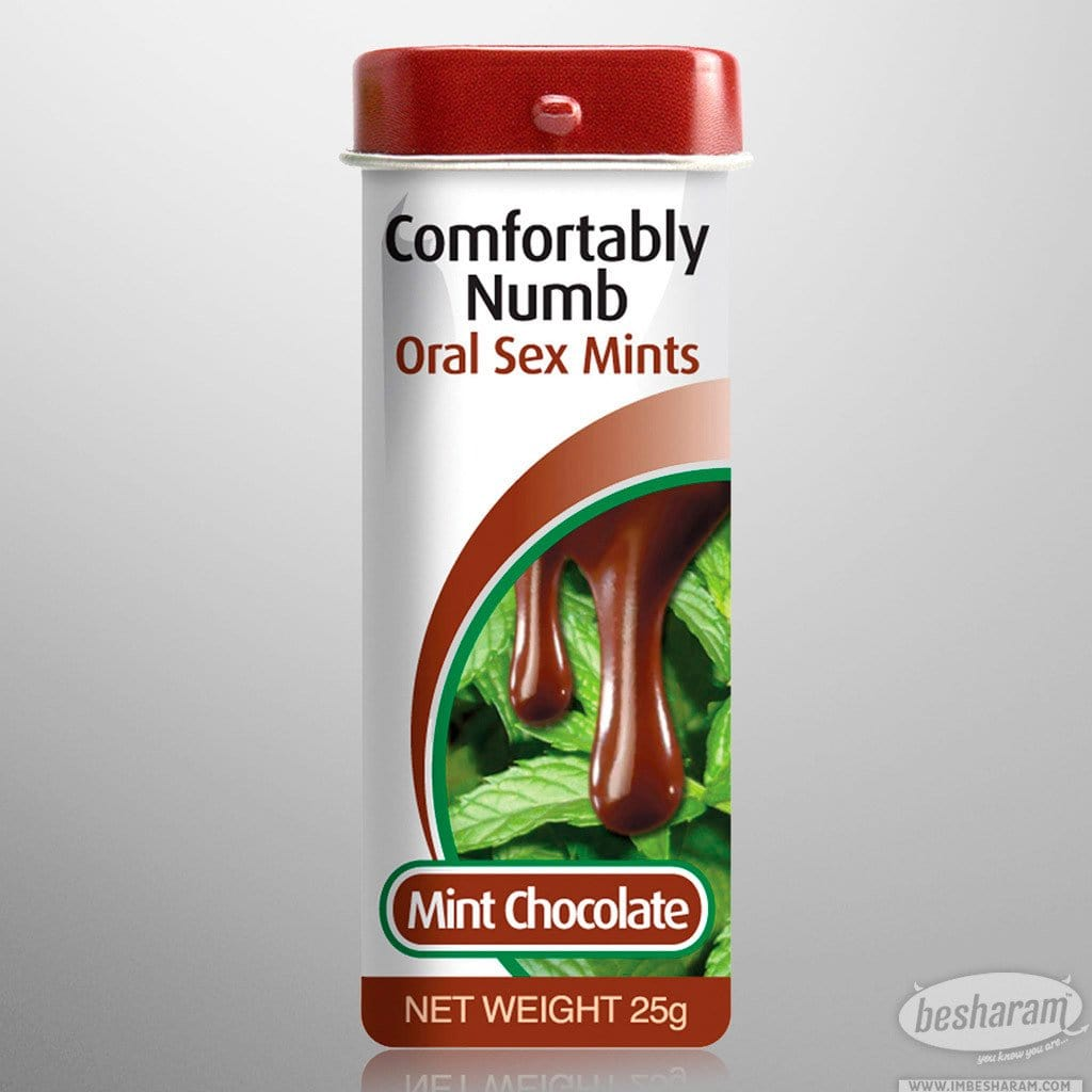 Comfortably Numb Mints