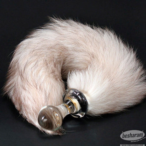Crystal Minx Tail Plug (Limited Edition)