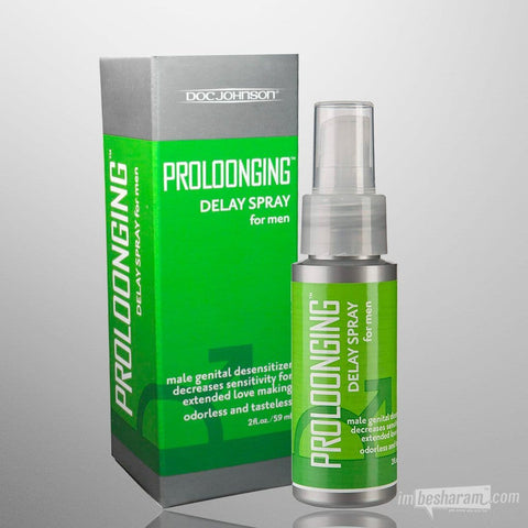 Prolonging Delay Spray For Men