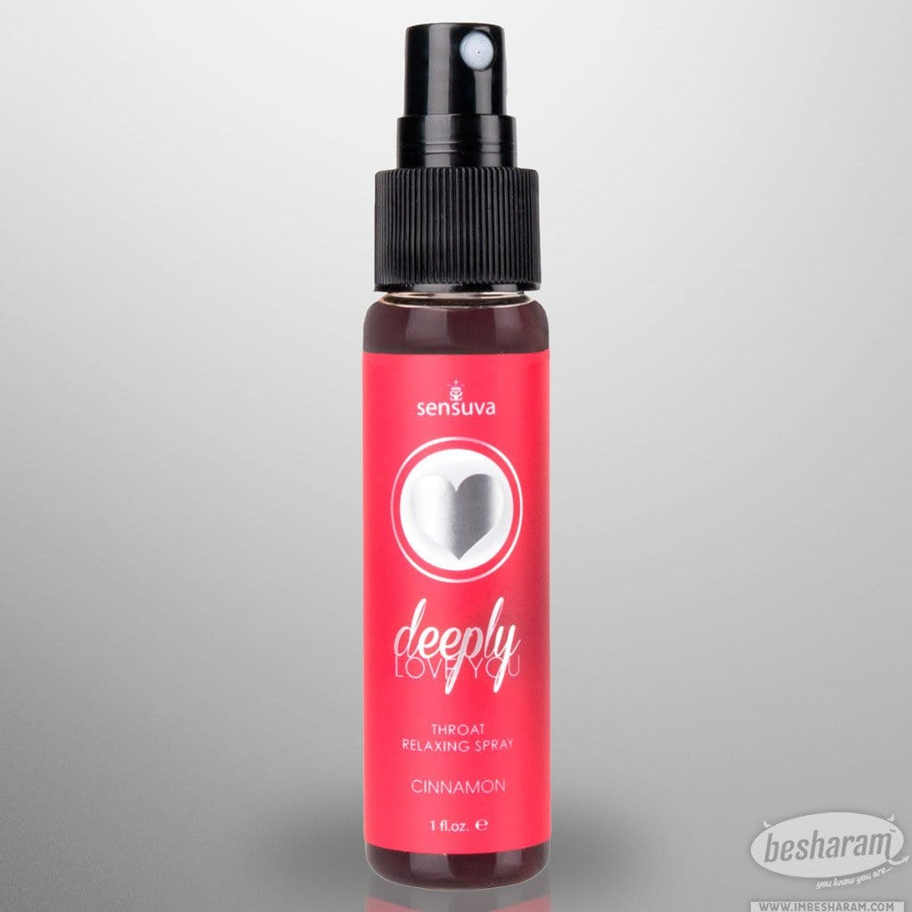 Deeply Love You Throat Relaxing Spray - 1 oz Bottle main image 3